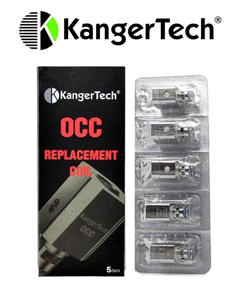 KangerTech OCC Coils