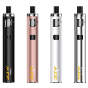 Aspire PockeX Colours