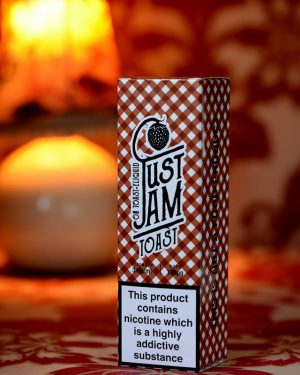 Strawberry Jam on Toast | E Liquid | by Just Jam