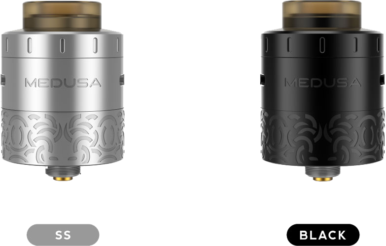 Medusa RDTA Colours