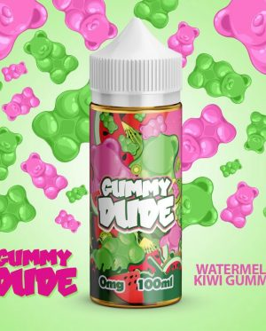 Gummy Dude Watermelon Kiwi