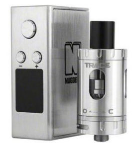 Artery Nugget V2 Silver With Tank