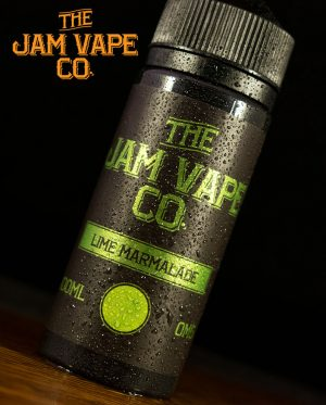 The Jam Vape Co. Lime Marmalade