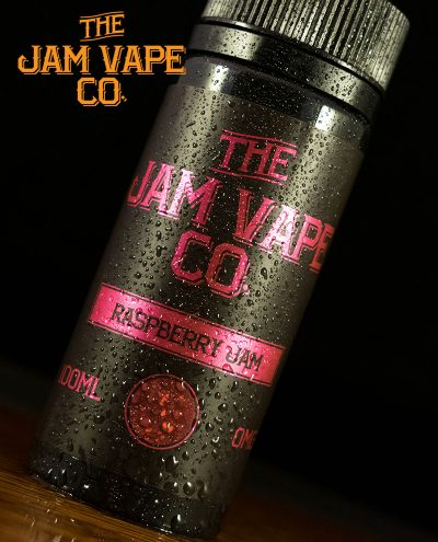 The Jam Vape Co. Raspberry Jam