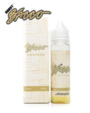 Burst Bacco Custard