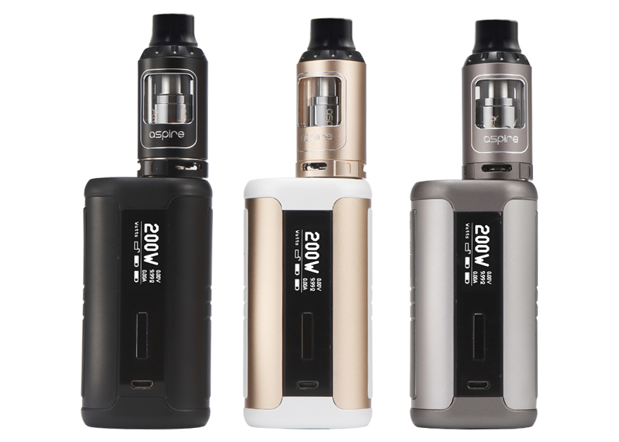 Aspire Speeder Kit Drip Tips