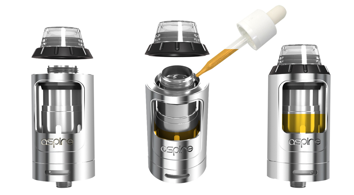 Aspire Speeder Kit Filling