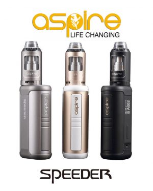 Aspire Speeder Kit Main