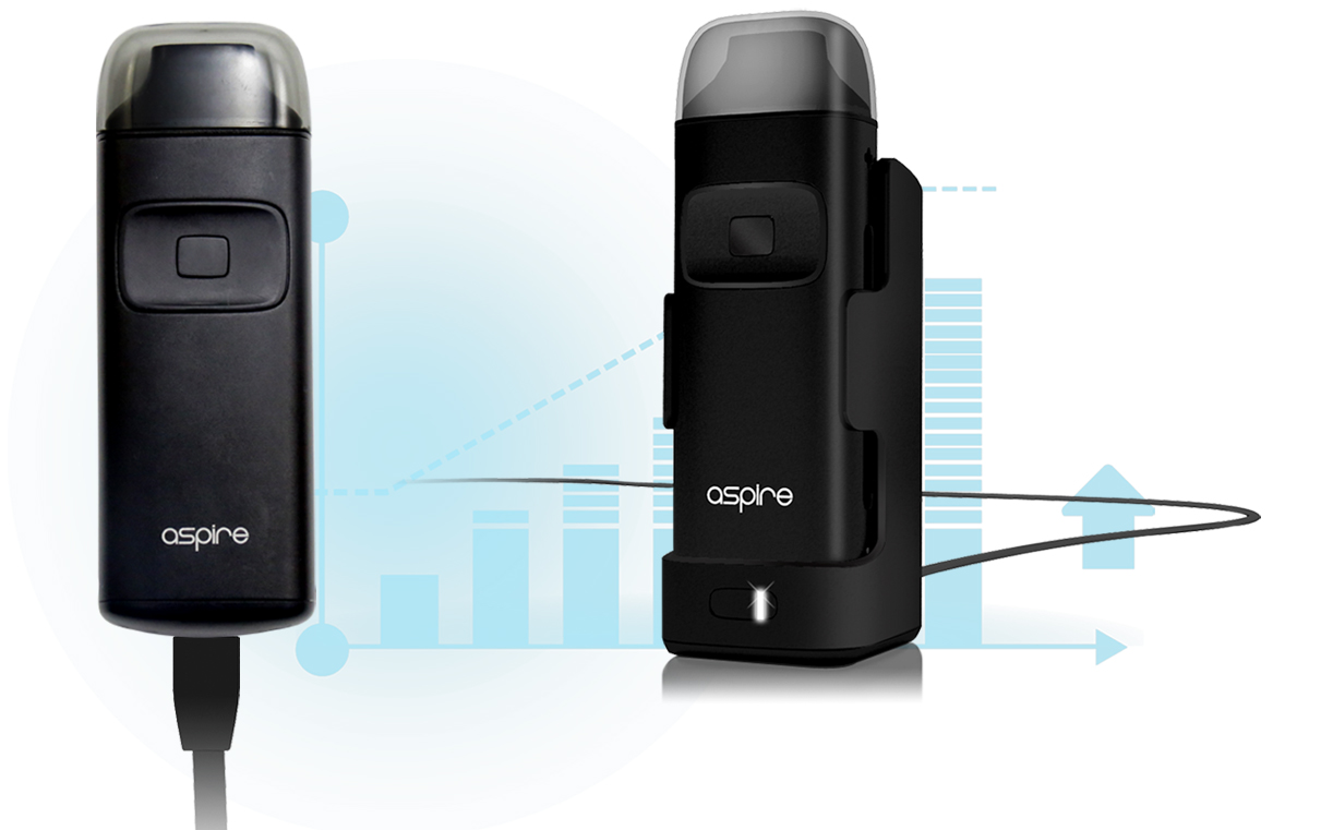 Aspire Breeze Charging