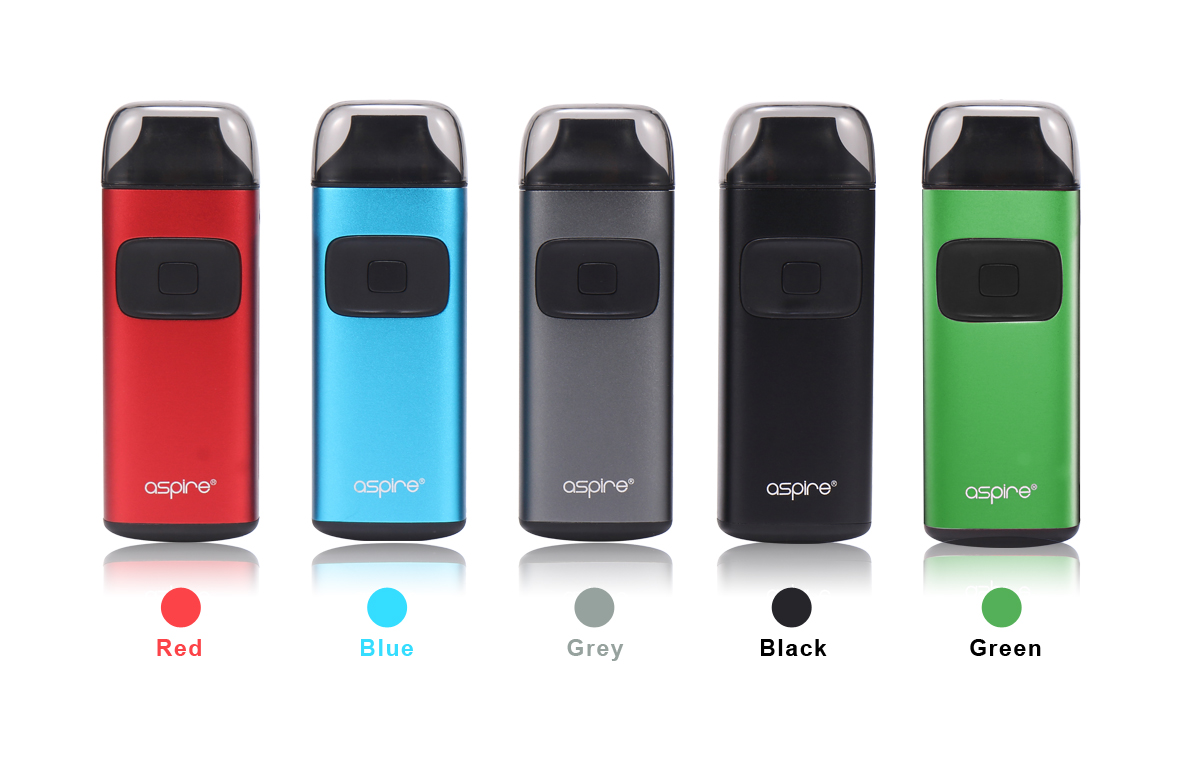 Aspire Breeze Colours