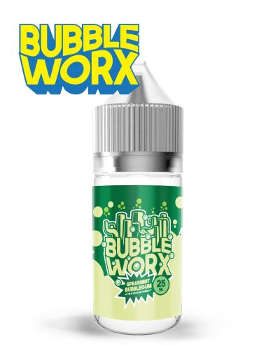 Bubbleworx Spearmint Bubblegum