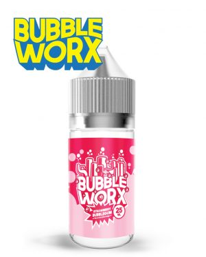 Bubbleworx Strawberry Bubblegum