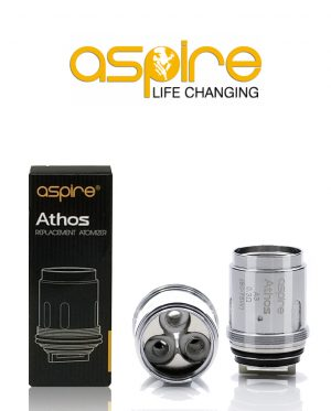 Aspire Athos Tank Replacement Coil Heads