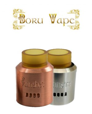 The Banshee RDA Boru Vape