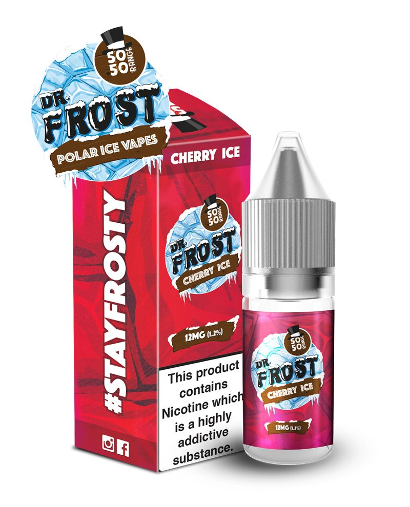 Dr Frost Cherry Ice 50/50