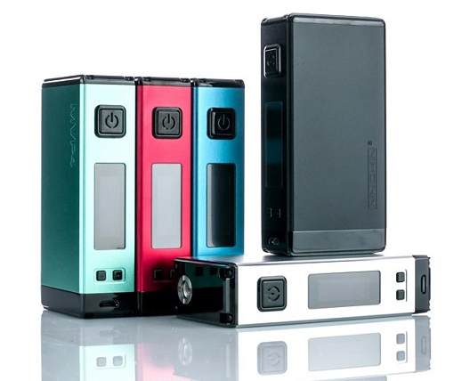 Innokin MVP4 Stacked