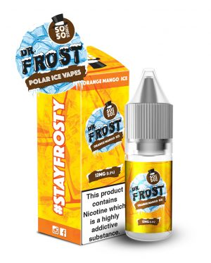 Dr Frost Orange Mango Ice 50/50