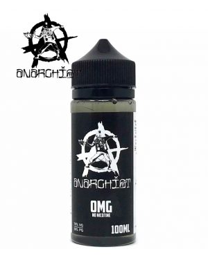 Anarchist Black 100ML Shortfill