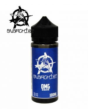 Anarchist Blue 100ML Shortfill