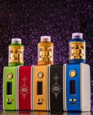 Wake Littlefoot 60W Mod Colours