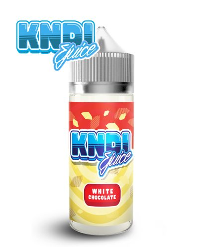 KNDI - White Chocolate 100ML Shortfill