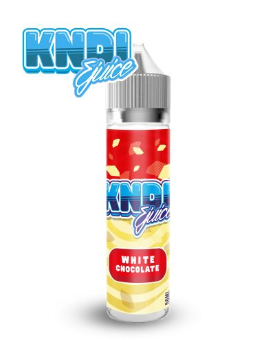 KNDI - White Chocolate 50ML Shortfill