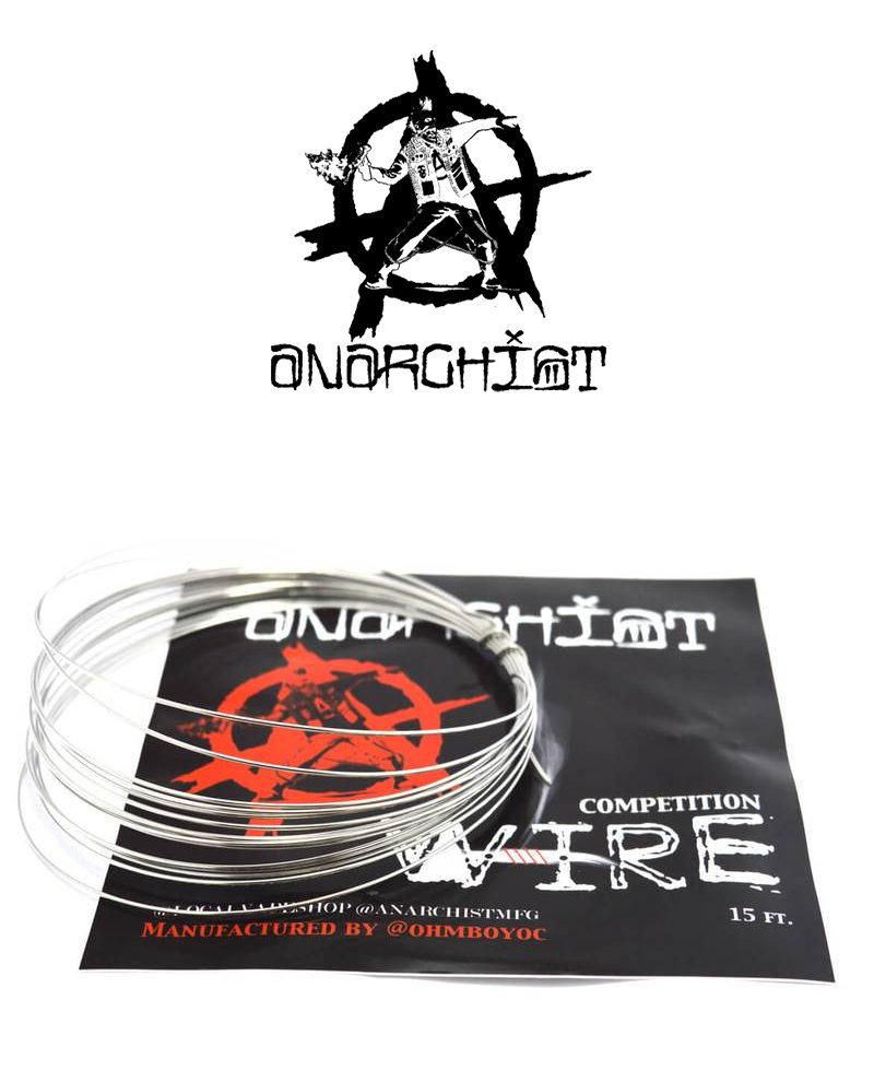 Anarchist Competition Wire - 15ft