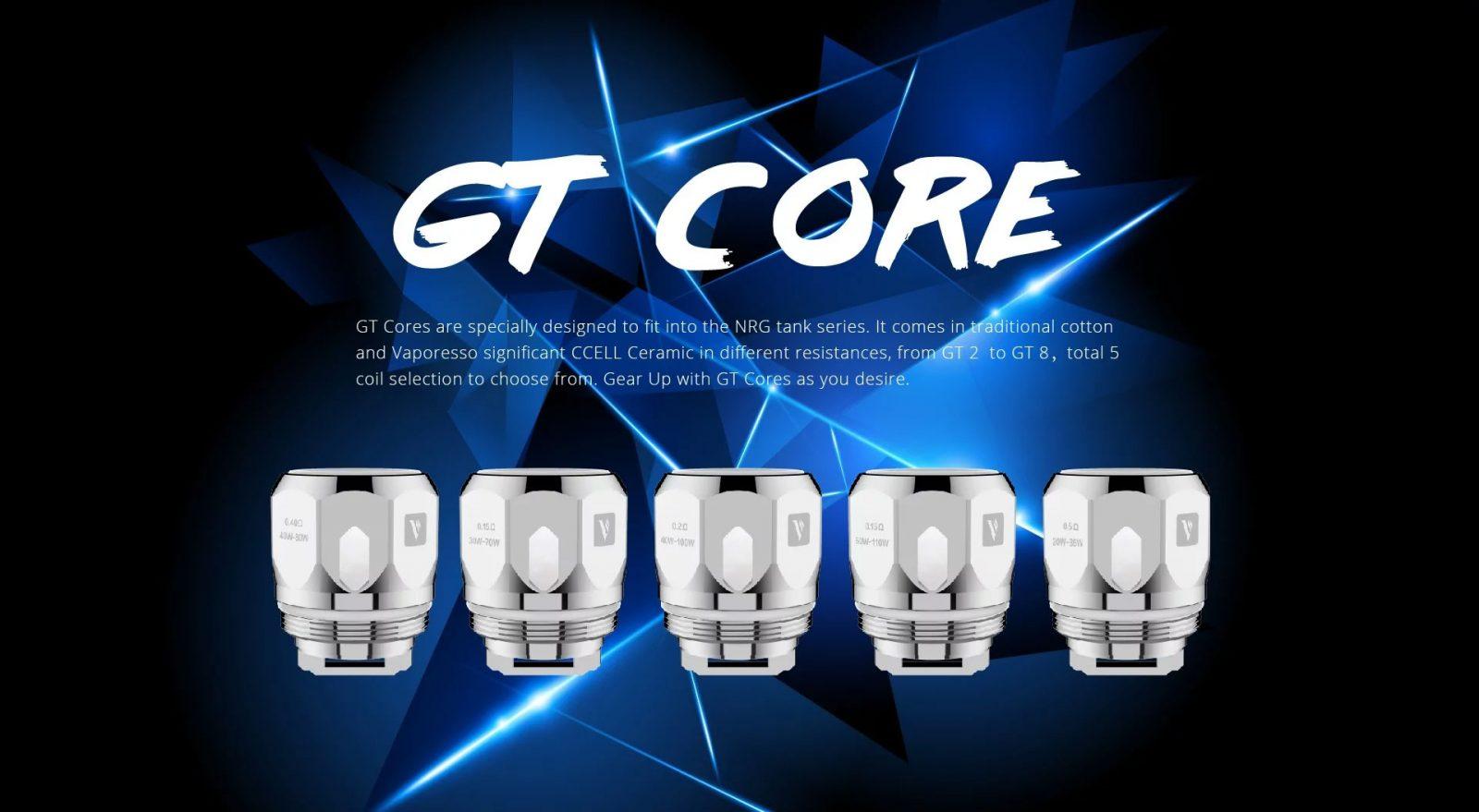 GT Core Coils Instructions