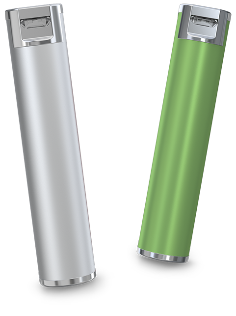 Eleaf iStick Trim Easy Accessible Charge Ports