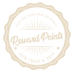 Join Our Rewards Program To Save On Future Orders