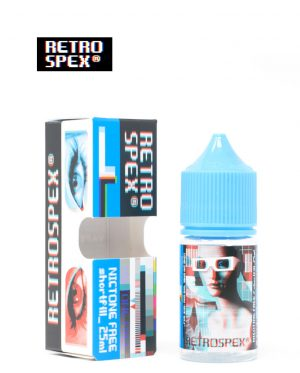 RetroSpex 'L' 25ML Shortfill Premium E-Liquid