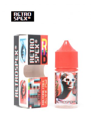RetroSpex 'R' - 25ML Shortfill Premium E-Liquid