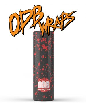 Splatter ODB Battery Wraps