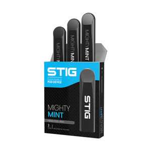 Stig Mighty Mint Pack