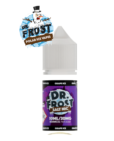 Grape Ice Salt Nic - Dr Frost