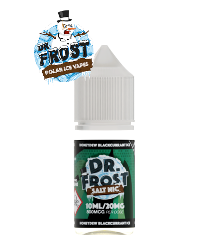 Honeydew Blackcurrant Ice Salt Nic - Dr Frost