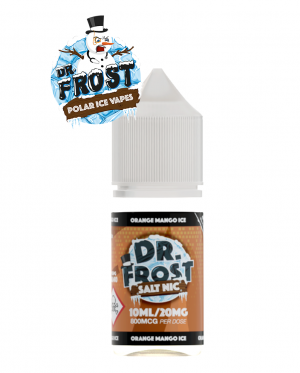 Orange Mango Ice Salt Nic - Dr Frost
