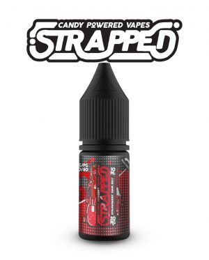 Strapped Salt - Strawberry Sour Belt