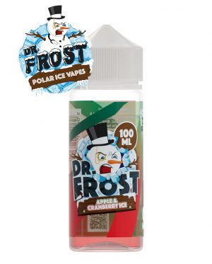 Dr Frost Apple & Cranberry