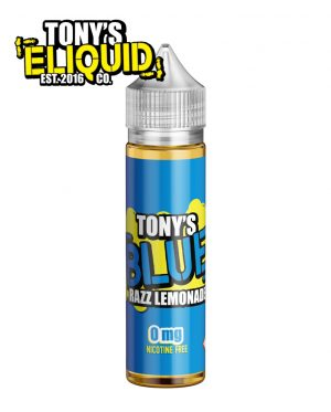 Tony's Blue Raspberry Lemonade