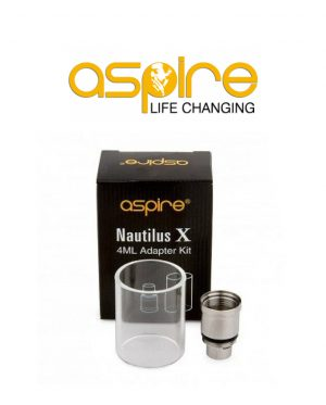Aspire Nautilus Adapter Kit(4ml)