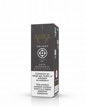 Delight by Aura - Augmented Reality Interactive E-Liquid