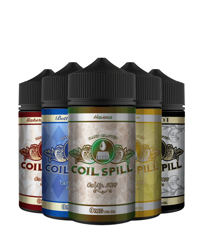 Coil Spill Combo Pack