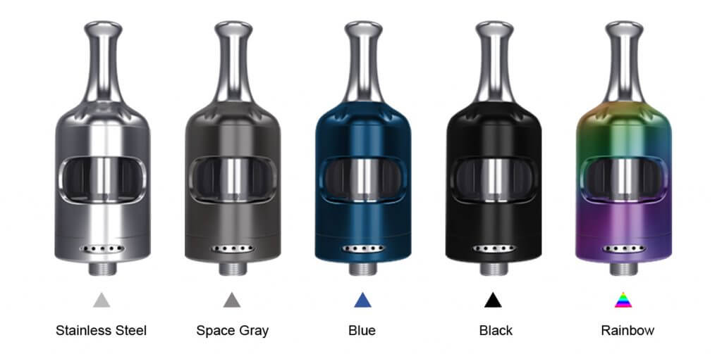 Aspire Nautilus 2S Tank Colours