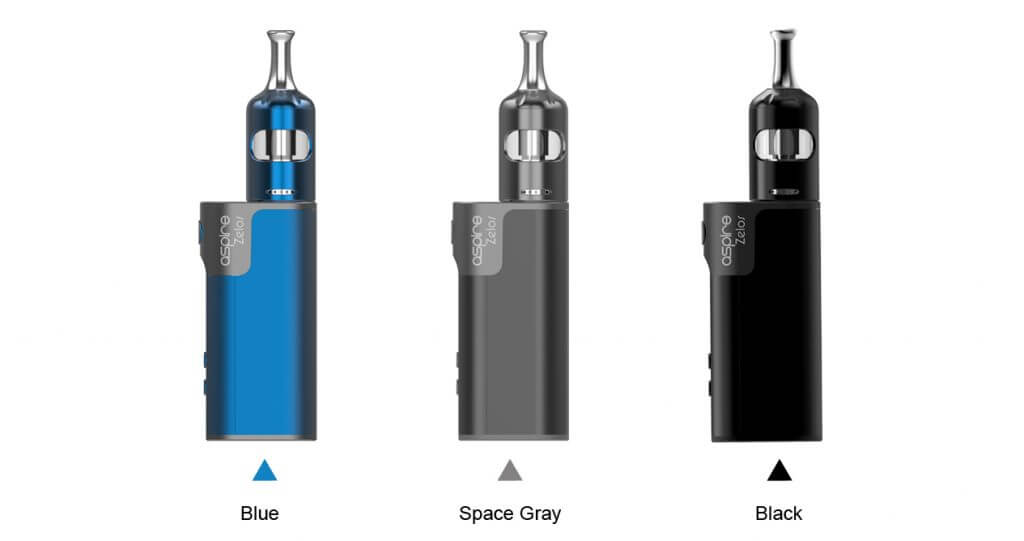 Aspire Zelos 2.0 50W Kit Colours