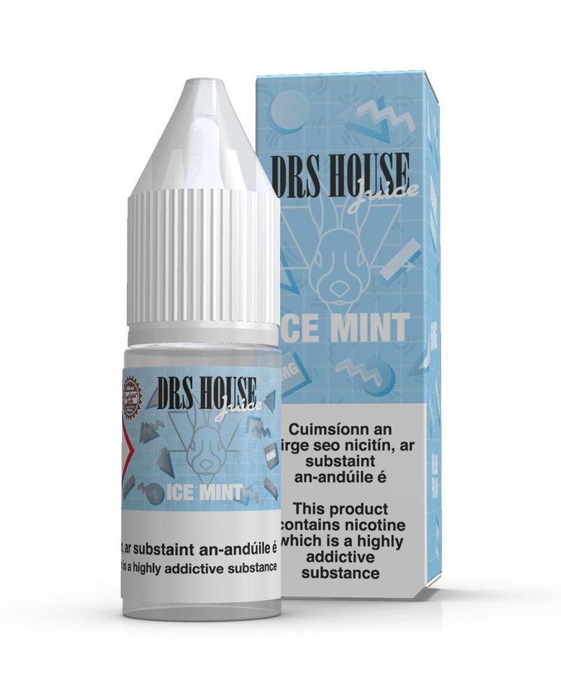 DRS House Juice - Ice Mint